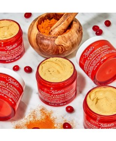 *Coming Soon* Kiehl\'s Turmeric and Cranberry Seed Energizing Radiance Masque 100ml.