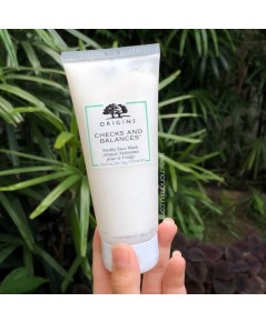 *พร้อมส่ง* Origins Checks and Balances™ Frothy face wash 100ml.