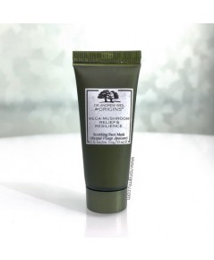 Tester : ORIGINS Mega-Mushroom Relief and Resilience Soothing Face Mask 15ml.