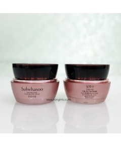 Tester : SULWHASOO Timetreasure Invigorating Cream 4ml.