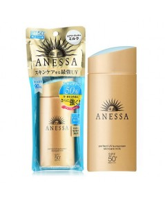 *พร้อมส่ง* Anessa Perfect UV Sunscreen Skincare Milk SPF50+ PA++++ 90ml.