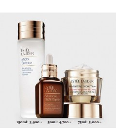*ฟรี EMS* Estee Lauder Advanced Night Repair Essentials - Prepare. Repair. Moisturise