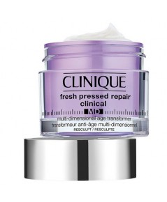 Pre-order : Clinique Fresh Pressed Repair Clinical MD Multi-Dimensional Age Transformer Resculpt