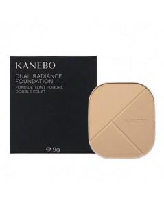 *พร้อมส่ง* -25 Kanebo DUAL RADIANCE POWDER FOUNDATION SPF15 (9g.) เฉพาะรีฟิล สี Ochre-C