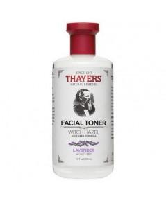*พร้อมส่ง* Thayers Witch Hazel Aloe Vera Formula Alcohol-Free Toner ~ Lavender 355ml.