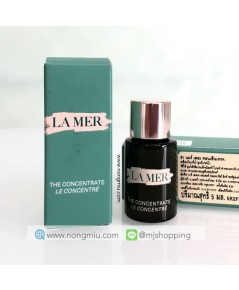Tester : La Mer The Concentrate 5ml.
