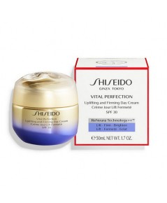 Pre-order : SHISEIDO Vital Perfection Uplifting and Firming Day Cream SPF30 50ml. สำหรับผิวแห้ง