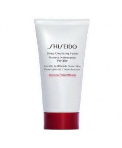 Tester : Shiseido Deep Cleansing Foam 50ml.