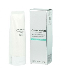 *พร้อมส่ง* Shiseido Men Deep Cleansing Scrub 125ml.