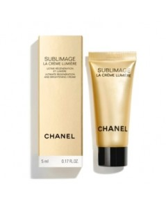 Tester : Chanel Sublimage La Creme Lumiere 5ml.