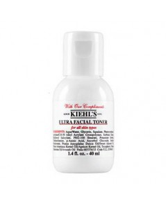 Tester : KIEHL\'S Ultra Facial Toner 40ml.