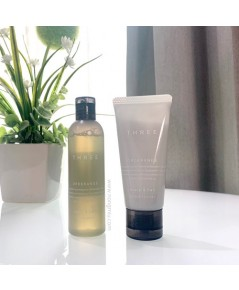 Tester : THREE ORDERANGE Scalp and Hair Shampoo 50ml. + Conditioner 40g.