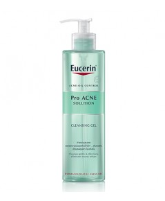 Pre-order : EUCERIN Pro Acne Solution Cleansing Gel 400ml.