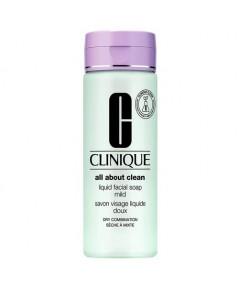 Pre-order : Clinique All About Clean Liquid Facial Soap Mild 200ml. แพคเกจใหม่