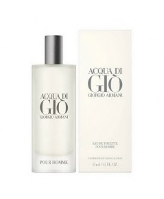 Pre-order : Giorgio Armani Acqua Di Gio For Men Eau de Toilette 15ml.