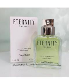 Pre-order : Calvin Klein CK Eternity for Men 100ml. EDT ขนาดปกติ กล่อง TESTER