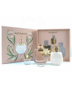 *Pre-order..ราคาพิเศษ* Set Chloe NOMADE Eau de Parfum 75ml. มาพร้อมขนาดมินิ 5ml. และ โลชั่นทาผิว