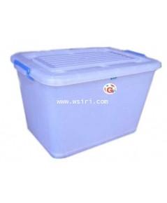 กล่องพลาสติกK600 (เกรด A)
