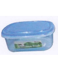 กล่องเหลี่ยมใสพิเศษ บรรจุอาหารบริโภค NO971-2