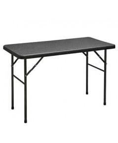 โต๊ะพับอเนกประสงค์ หน้าหวายสาน FR120