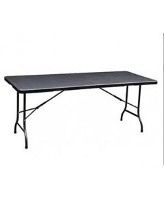 โต๊ะพับอเนกประสงค์ปั้มหน้าหวาย FP180