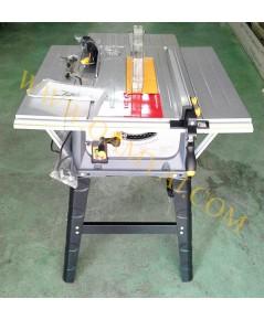 โต๊ะแท่นเลื่อยวงเดือน 10นิ้ว รุ่น TTS-10L TIGER