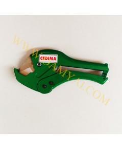 กรรไกรตัดท่อ PVC , PE , PP-R , PB ขนาด 1.1/2 นิ้ว รุ่น 14140 CEDIMA