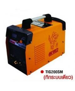 เครื่องเชื่อมไฟฟ้า TIG 200 Amp รุ่น TIG200SM  AM-WELD