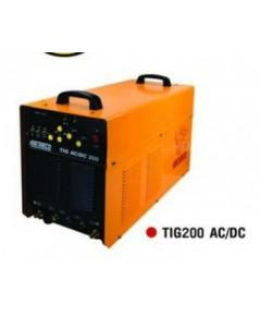 เครื่องเชื่อมไฟฟ้า TIG 200 Amp รุ่น TIG200 AC/DC  AM-WELD