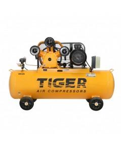 ปั๊มลม 7.5 HP 270 ลิตร พร้อมมอเตอร์ 7.5 HP 380V รุ่น TGA375-270M  TIGER
