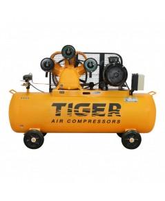 ปั๊มลม 10 HP 270 ลิตร พร้อมมอเตอร์ 10 HP 380V รุ่น TGA310-270M  TIGER