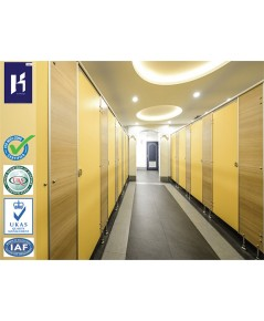 ผนังกั้นห้องน้ำสำเร็จรูป_กันน้ำ100  รุ่น HPL_0189