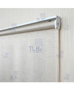 ม่านม้วน TLBs โปร่งแสง (โซ่ดึง) ผ้า IMORTAL