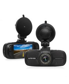 Auto-vox D2 pro dashcam free mem 16gb class 10