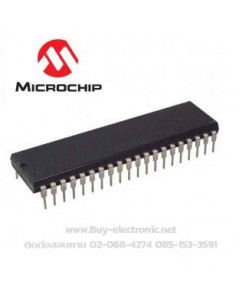 PIC16C74B-04/P (PDIP-40) - 8bit PIC Microcontroller - Microchip | ไอซีคุณภาพสูง
