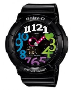 นาฬิกาผู้หญิง Casio Baby-G Neon Illuminator รุ่น BGA-131-1B2