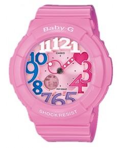 นาฬิกาผู้หญิง Casio Baby-G Neon Illuminator รุ่น BGA-131-4B3