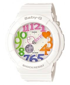 นาฬิกาผู้หญิง Casio Baby-G Neon Illuminator รุ่น BGA-131-7B3