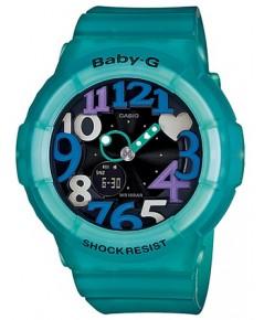 นาฬิกาผู้หญิง Casio Baby-G Neon Illuminator รุ่น BGA-131-3B
