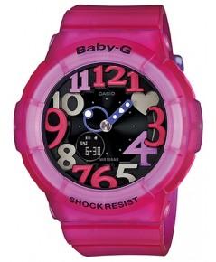 นาฬิกาผู้หญิง Casio Baby-G Neon Illuminator รุ่น BGA-131-4B4