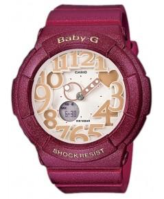 นาฬิกาผู้หญิง Casio Baby-G Neon Illuminator รุ่น BGA-131-4B2
