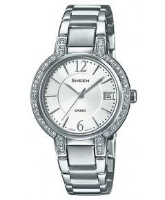 นาฬิกาผู้หญิง Casio Sheen รุ่น SHE-4805D-7A ของใหม่ ของแท้