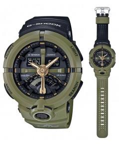 นาฬิกาข้อมือผู้ชาย Casio G-Shock รุ่น GA-500P-3A ของใหม่ ของแท้