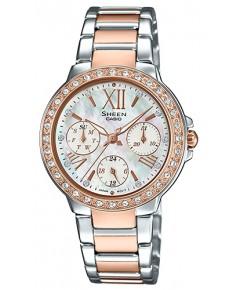 นาฬิกาข้อมือผู้หญิง Casio Sheen รุ่น SHE-3052SPG-7A
