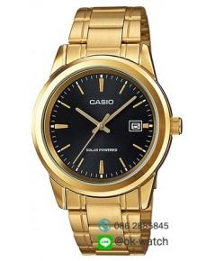 นาฬิกาผู้ชาย Casio Solar Power รุ่น MTP-VS01G-1A ของใหม่ ของแท้