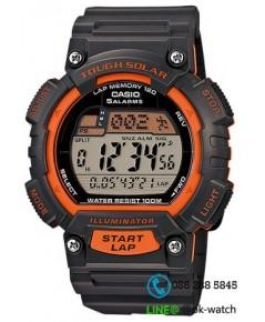 นาฬิกาผู้ชาย Casio Solar Power รุ่น STL-S100H-4AV ของใหม่ ของแท้