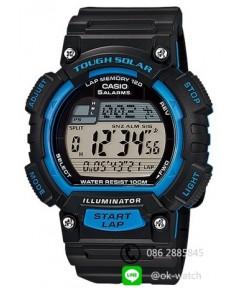 นาฬิกาผู้ชาย Casio Solar Power รุ่น STL-S100H-2AV ของใหม่ ของแท้