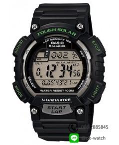 นาฬิกาผู้ชาย Casio Solar Power รุ่น STL-S100H-1AV ของใหม่ ของแท้