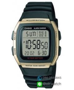 นาฬิกา Casio standard 10 Year Battery รุ่น W-96H-9AV ของใหม่ ของแท้