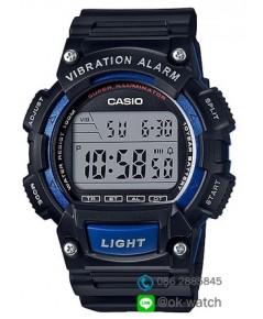 นาฬิกา Casio standard 10 Year Battery รุ่น W-736H-2AV ของใหม่ ของแท้